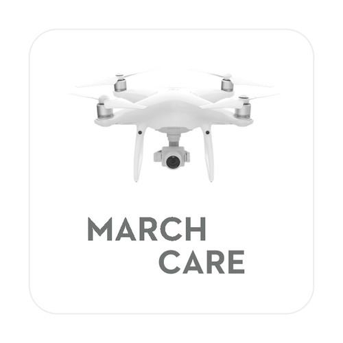 MARCH Care Plan (Phantom 4 Pro Accidental Damage Insurance - 1 year) *In store purchase only