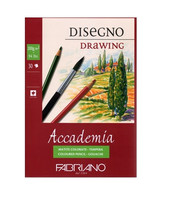 Fabriano Accademia Glued Drawing Pads