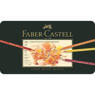 Faber Castell Polychromos Pencil Set - Tin of 120