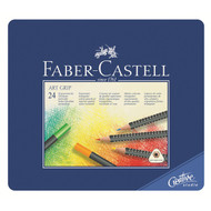 Faber Castell Art Grip Pencil Set - Tin of 24