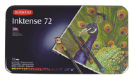 Derwent Inktense Pencil Set - Tin of 72