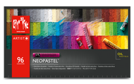 Caran d'Ache Neopastel Oil Pastels - Set of 96