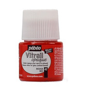 Pebeo Vitrail - Opaque Colours (45ml)