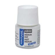 Pebeo Porcelaine 150 - Matt Medium (45ml)