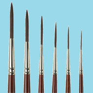 Pro Arte Acrylix Rigger Brushes Series 203