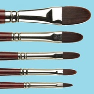 Pro Arte Acrylix Filbert Brushes Series 205