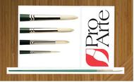 Pro Arte Series A Hog Brush - Round
