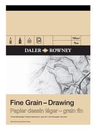 Daler Rowney Drawing Pads - Fine Grain