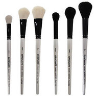 Daler Rowney Graduate Black & White Goat Brushes