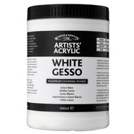Winsor & Newton Artists Acrylic - White Gesso