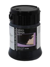 Daler Rowney Black Gesso Primer 250ml