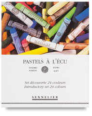Sennelier Soft Pastel Set Introductory set 24 colours