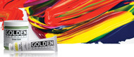 GOLDEN Heavy Body Acrylics - 59ml (OVER 20% OFF)