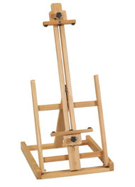 Bob Ross Table Easel