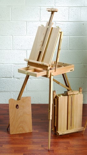 Loxley Kent Field Box Easel
