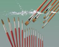 Pro Arte Artists Value Ivory - Taklon Brushes