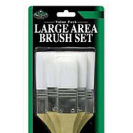 Royal & Langnickel Large Area Brush Set - White Taklon