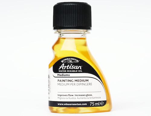 Winsor & Newton Artisan Water Mixable - Painting Medium