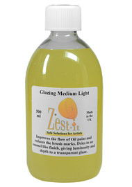 Zest-it Glazing Medium Light