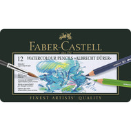 Faber Castell Albrecht Durer Watercolour Pencils Tin of 12