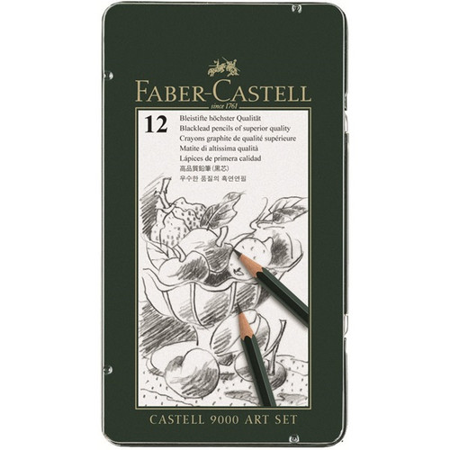 Faber Castell Graphite pencil CASTELL 9000 Art set