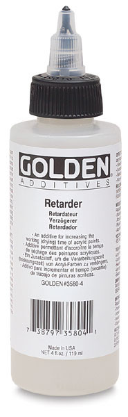 GOLDEN Acrylic Retarder