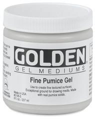 GOLDEN Pumice Gel