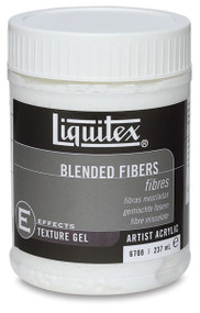 Liquitex Blended Fibers Texture Gel