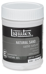 Liquitex Natural Sand Texture Gel