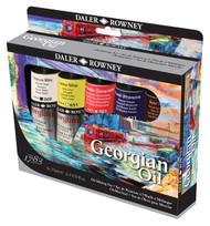 Daler Rowney Georgian Mixing Set-5 x75ml