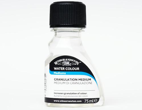 Winsor & Newton Water Colour Mediums - Granulation Medium
