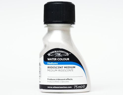 Winsor & Newton Water Colour Mediums - Iridescent Medium