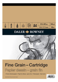 Daler Rowney Cartridge Pads - Fine Grain