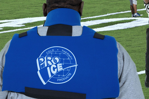Pro Ice PI100 Scapula/Cervical Cold Therapy Wrap; Neck and Back Ice Pack, Neck and Back Ice Wrap