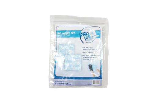 pi701 pro ice extra ice inserts for the Medium size Lower Back Wrap PI 700