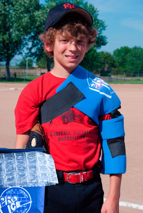 PI220 Youth Pitchers Travel Kit by Pro Ice