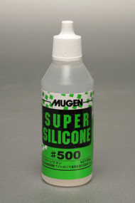 B0325 Super Silicone Shock Oil #500
