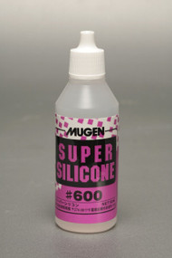 B0326 Super Silicone Shock Oil #600