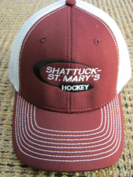 Maroon Hockey Hat