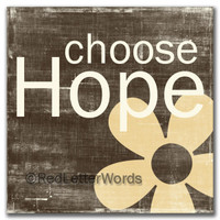 Choose Hope - Cards