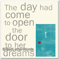 Holley Gerth - Door to her Dreams