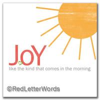 Joy - Cards