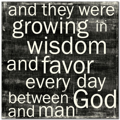 Luke 2:52 | Year 27