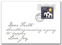 Letter Faith