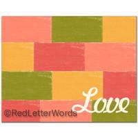 Patchwork Love