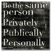 Judah Smith - Be the same person