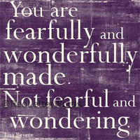 Lisa Bevere - Fearfully and Wonderfully Made