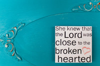 She Knew. . . Broken Hearted
