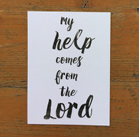 Hymn Postcard Set