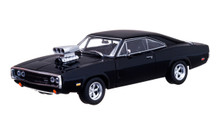 1:43 Dom's 1970 Dodge Charger with Blower